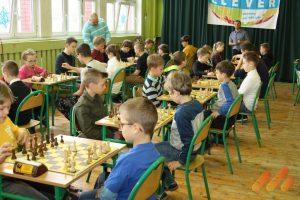 VIII Wiosenny Turniej Szachowy uczniów do lat 16 13.04.2019