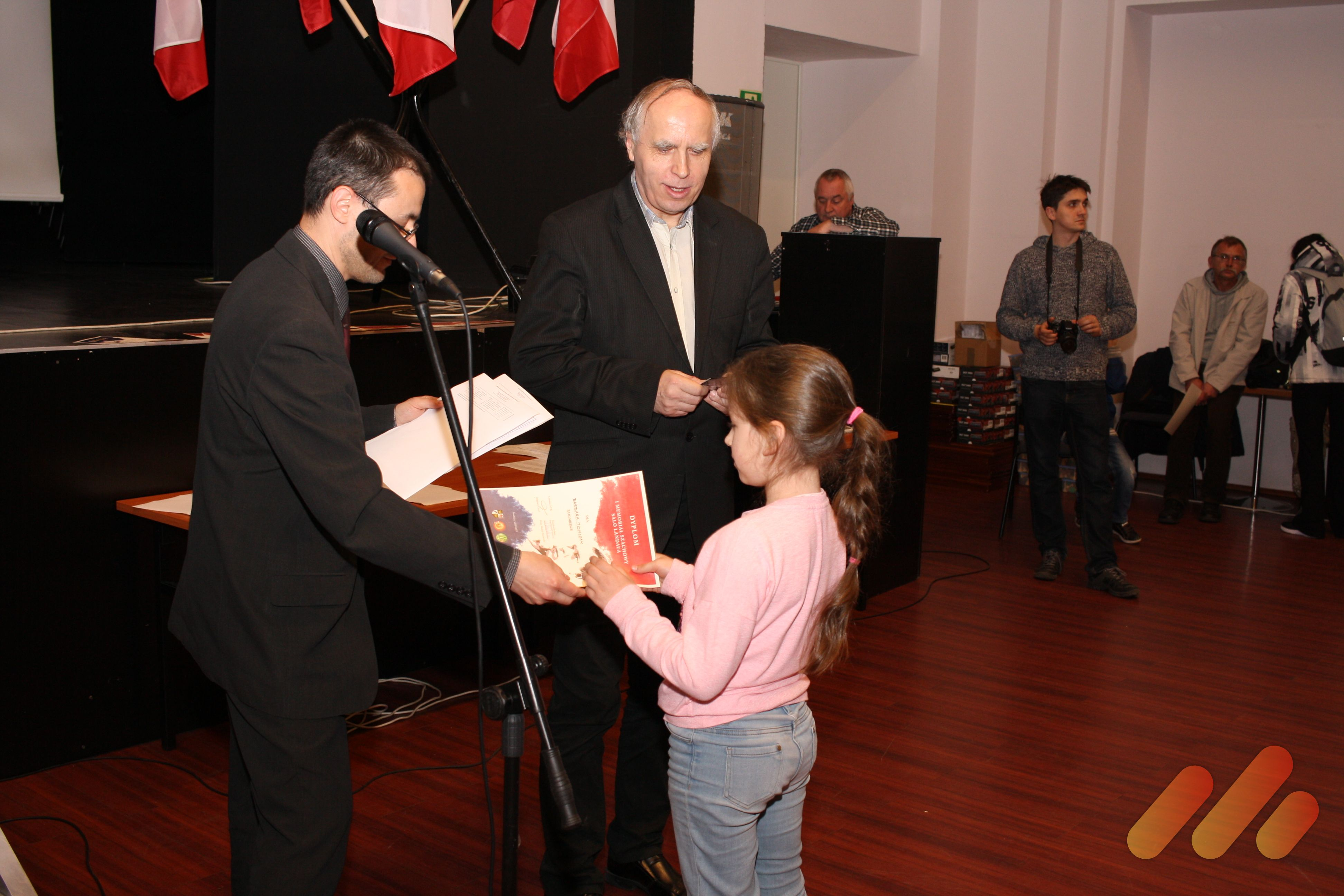 I Memoriał Szachowy Salo Landaua