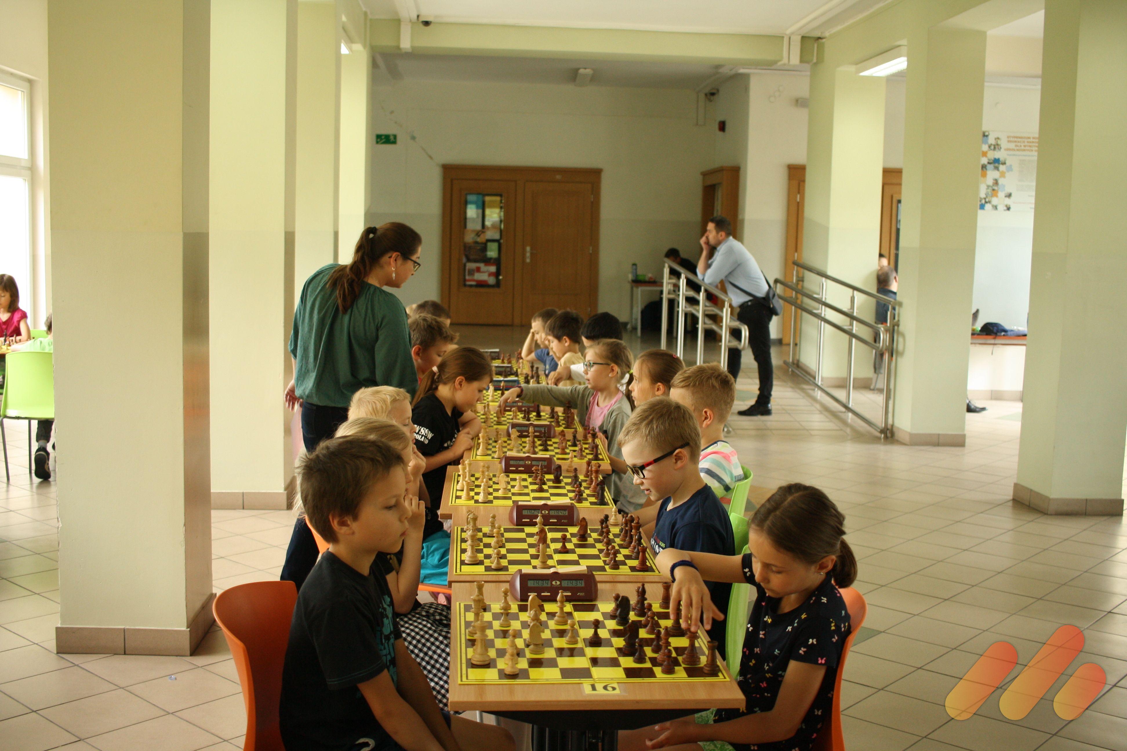 Turniej szachowy Cztery Pory Roku Lato