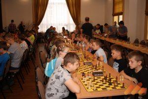 III Turniej szachowy pod patronatem Burmistrza Miasta Świebodzice