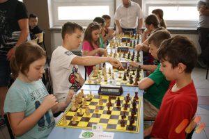 III Turniej Szachowy z okazji Dnia Dziecka