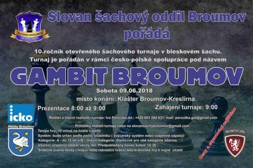 Gambit Broumov